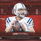 2015 Panini Luxe Football Cards - Out Now