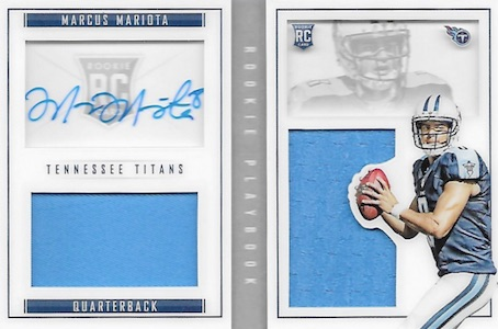 Marcus Mariota Rookie Cards Guide and Checklist 8