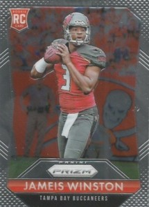 2015 Panini Prizm Football Base RC Jameis Winston