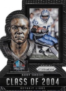 2015 Panini Prizm Football Hall of Fame