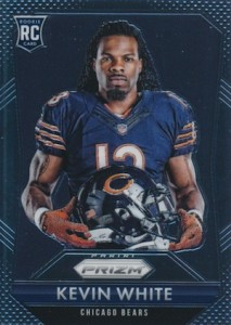 2015 Prizm Football Rookie Variations Kevin White