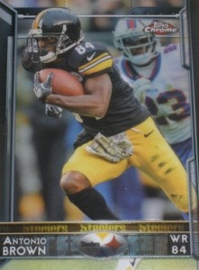 2015 Topps Chrome Football Variations Short Print Guide 15