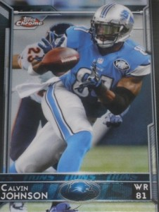 2015 Topps Chrome Football Variations Short Print Guide 5