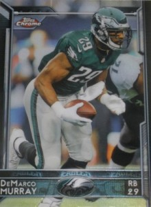 2015 Topps Chrome Football Variations Short Print Guide 25