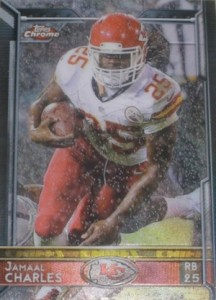 2015 Topps Chrome Football Variations Short Print Guide 9