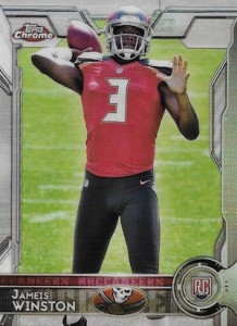 2015 Topps Chrome Football Variations Short Print Guide 133
