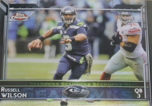 2015 Topps Chrome Football Variations Short Print Guide 17