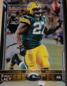 2015 Topps Chrome Football Variations Short Print Guide 22