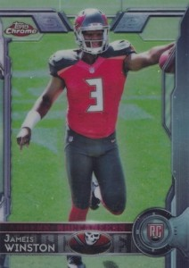 2015 Topps Chrome Football Variations Short Print Guide 134