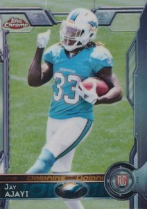 2015 Topps Chrome Football Variations Short Print Guide 106