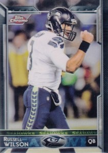 2015 Topps Chrome Football Variations Short Print Guide 18