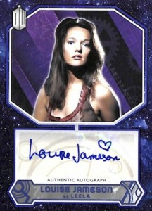 2015 Topps Doctor Who Autographs