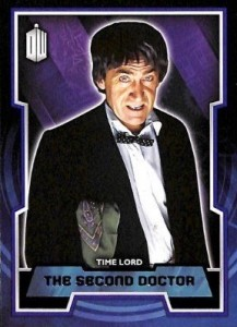 2015 Topps Doctor Who Base