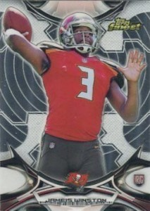 2015 Topps Football Jameis Winston RC