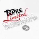 2015 Topps Limited Baseball Complete Set - Less Than 1,000 Boxes Available