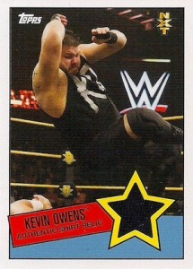 2015 Topps WWE Heritage Wrestling Cards 24