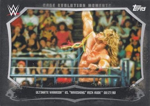 2015 Topps WWE Undisputed Wrestling Cards 26