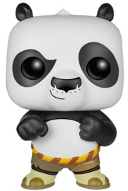 2016 Funko Pop Kung Fu Panda Vinyl Figures 1