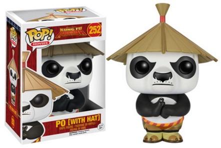 2016 Funko Pop Kung Fu Panda Vinyl Figures 23