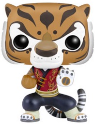2016 Funko Pop Kung Fu Panda Vinyl Figures Tigress 1