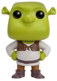 2016 Funko Pop Shrek Vinyl Figures 1