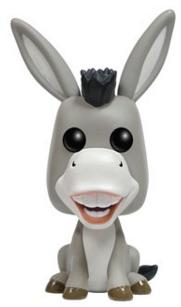 2016 Pop Shrek Vinyl Figures Donkey 1