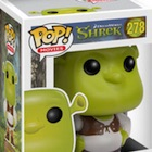 2016 Funko Pop Shrek Vinyl Figures