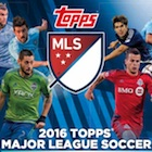 2016 Topps MLS Major League Soccer Cards