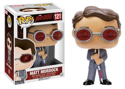 Funko Pop Daredevil TV Vinyl Figures Matt Murdock