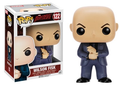 Funko Pop Daredevil TV Vinyl Figures Wilson Fisk