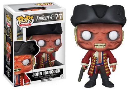 Funko Pop Fallout 4 Vinyl Figures Guide 24