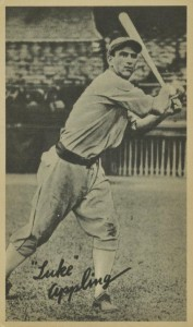 Top 10 Luke Appling Baseball Cards 4