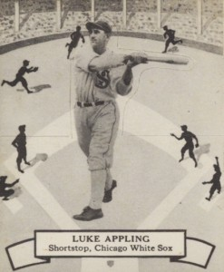 Top 10 Luke Appling Baseball Cards 2