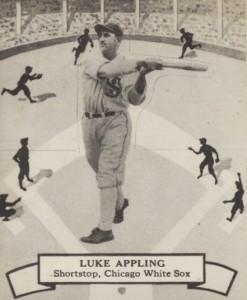 1937 O-Pee-Chee #115 Luke Appling