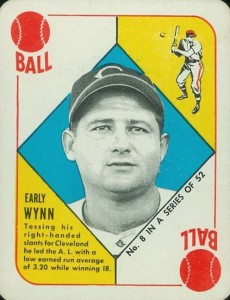 Top 10 Early Wynn Baseball Cards 6