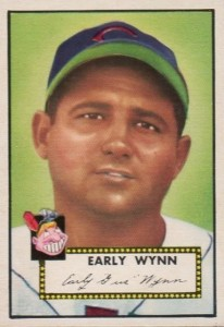 Top 10 Early Wynn Baseball Cards 9