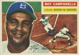 Top 10 Vintage Baseball Singles of 1956 2