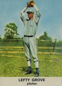 Top 10 Lefty Grove Baseball Cards 2