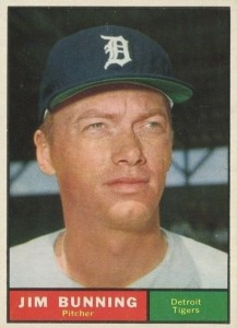 Top 10 Jim Bunning Baseball Cards 4