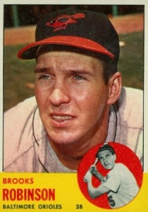 Top 10 Brooks Robinson Baseball Cards 2
