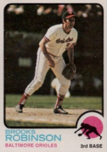 Top 10 Brooks Robinson Baseball Cards 1