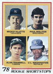 Top 10 Paul Molitor Baseball Cards 10