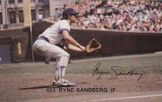 Top 10 Ryne Sandberg Baseball Cards 9