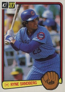 Top 10 Ryne Sandberg Baseball Cards 6