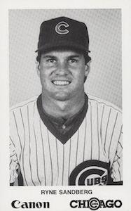 Top Ryne Sandberg Baseball Cards Rookies Autographs