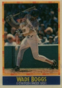 Top 10 Wade Boggs Baseball Cards 5