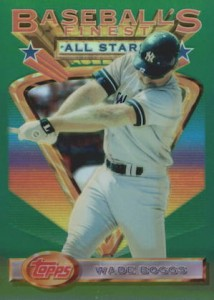 Top 10 Wade Boggs Baseball Cards 3