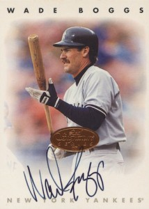 Top 10 Wade Boggs Baseball Cards 6