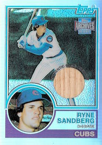 Top 10 Ryne Sandberg Baseball Cards 3