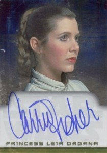 Top 10 Star Wars Autographs of All-Time 3